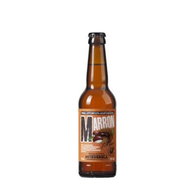 Marron birra alle castagne