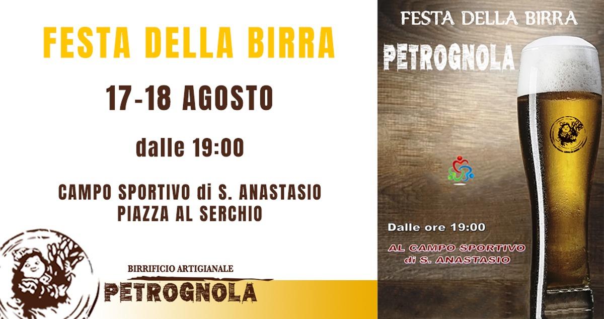 FESTA DELLA BIRRA PETROGNOLA
