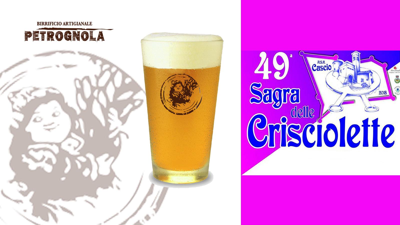 Sagra delle Crisciolette e Birra Artigianale Petrognola