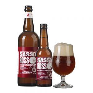SassoRosso - Ambrata al Farro