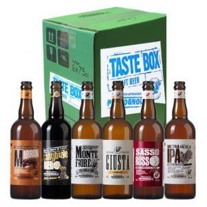 TASTE BOX 75 - Cartone misto